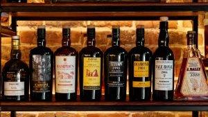 Break-Even Rum Bottles